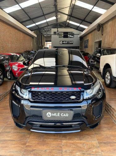 Imagem 1 de 8 de Land Rover Range Rover Evoque 2.0 Hse Dynamic 4wd 16v Flex