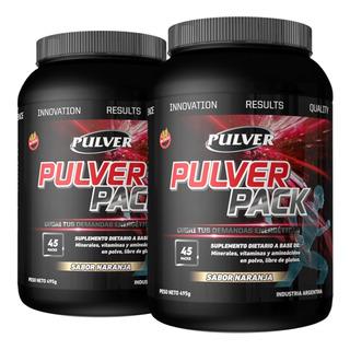 Pulver Pack 90 Sobres = Animal Pak Universal Sin Tacc Dieta