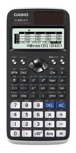 Calculadora Casio Científica Fx-991lax 553 Funções + Nota