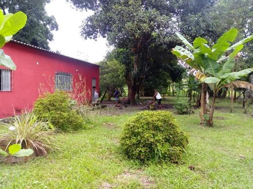 Imagem 1 de 29 de Chácara Em Itanhaém - 4015 - 34951477