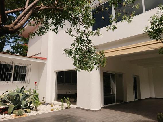 Residencia En Club De Golf Cuernavaca En Renta 2 Recs Pb Vista Al Fairway