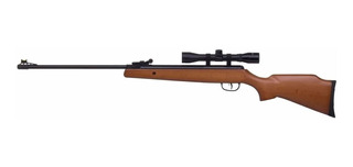 Rifle Aire Comprimido Crosman Optimus 5.5 720 Fps C/mira