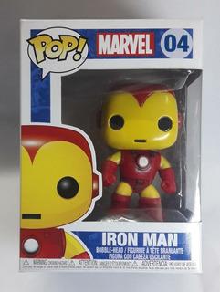 Funko Pop Marvel Universe Iron Man (04) Original