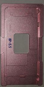 Molde Alinhamento Lcd E Vidro Com Aro iPhone 8 Plus 5,5 Pol