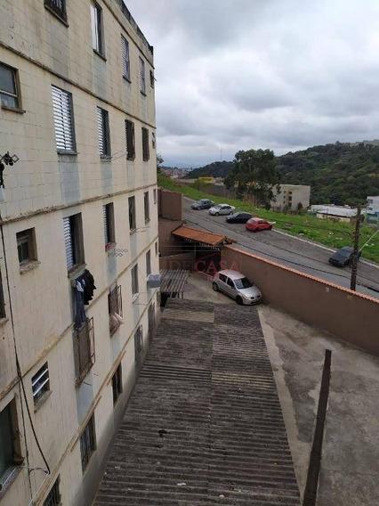 Apartamento Com 2 Dormitórios À Venda, 48 M² Por R$ 110.000,00 - Cidade Tiradentes - São Paulo/sp - Ap4788