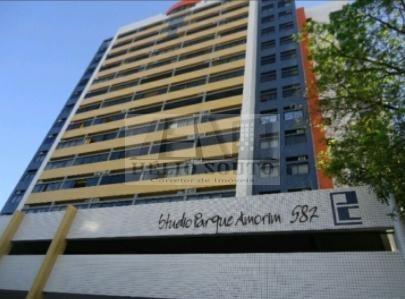Edf. Studio Parque Amorim - Mobiliado - A000303