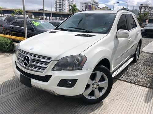 Mercedes-benz Clase M Ml350 4matic