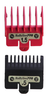 Babyliss Barberology Set X2 Peines Guías Corte P/ Cortadora