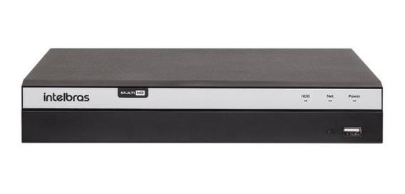 Dvr Stand Alone Multi Hd 08 Canais 4k Mhdx 5108 Intelbras