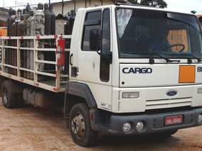 Ford Cargo 815e 2006 Branco