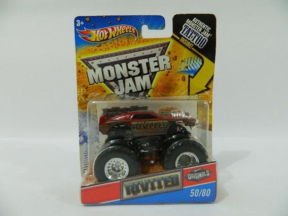 Hot Wheels Monster Jam Rivited Original 50/80