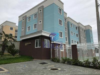 Apartamento Residencial À Venda, Planta Almirante, Almirante Tamandaré. - Ap0621