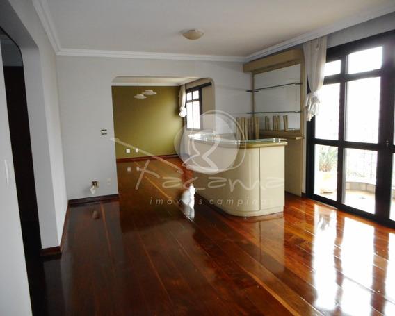 Apartamento Para Venda E Locação Na Vila Itapura Em Campinas- Imobiliária Em Campinas - Ap03562 - 67649265