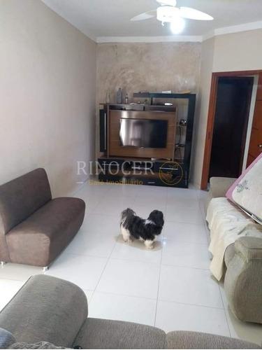 Imagem 1 de 3 de Casa Padrão Em Franca - Sp - Ca0097_rncr