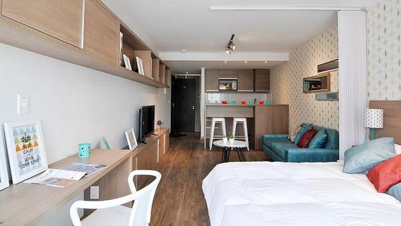 Con Renta! Apartamento 1 Dormitorio Sobre 26 De Marzo | Excepcional Ubicación | Pocitos