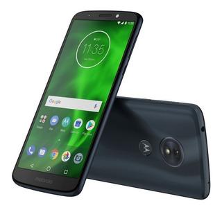 Motorola Moto G6 Play 16gb Libre Lector De Huella + Funda