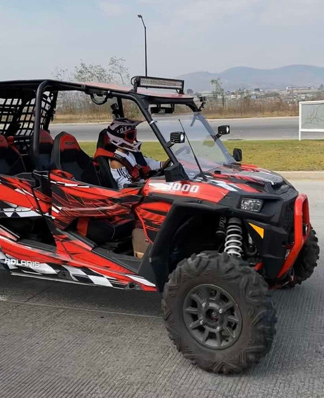 Polaris Rzr 1000 Turbo Xp4