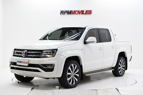 Volkswagen Amarok V6 Extreme Dsg Cuero 4x4 2019 Rpm Moviles