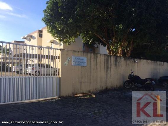 Apartamento Para Venda Em Natal, Capim Macio, 2 Dormitórios, 1 Banheiro, 1 Vaga - Ka 0826_2-923236