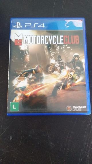 Motorcycle Club Ps4 (frete 15 Reais)