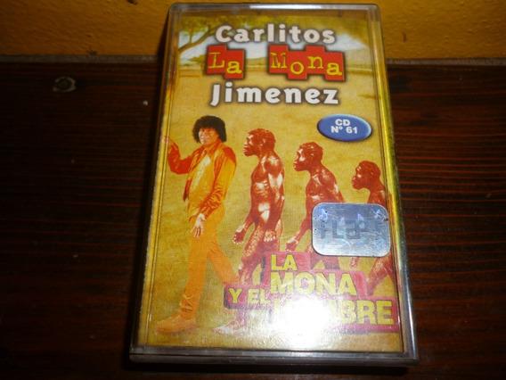 Casette - Carlitos La Mona Jiménez - La Mona Y El Hombre Ok