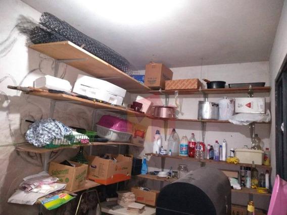 Casa Com 3 Dormitorios E Edicula - Ca0412