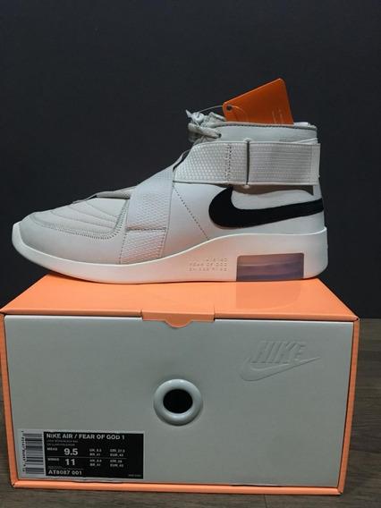 Nike Air Fear Of God Raid - Light Bone