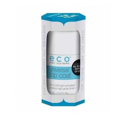 Eco Universal Top Coat Star Nail 14ml Cuccio