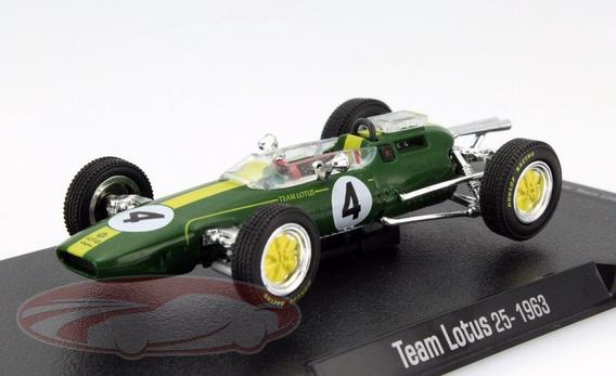 Jim Clark - F1 - Lotus 25 - Não É Senna