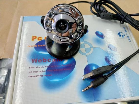 02 Pcs Camera, Web Cam