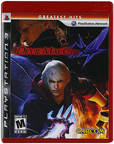 Devil May Cry 4 Greatest Hits Ps3 Mídia Física