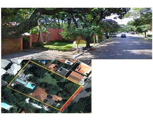 Terreno Em Santo Amaro - São Paulo, Sp - 108978