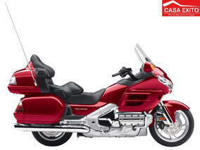 Moto Honda Gl1800 Goldwing Color Negro Año 2015