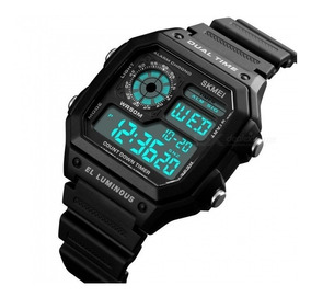 Relógio Masculino Skmei 1299 Digital Original Similar Casio