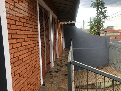 Casa Com 3 Dormitórios, 184 M² - Venda Por R$ 500.000,00 Ou Aluguel Por R$ 1.800,00/mês - Parque Egisto Ragazzo - Limeira/sp - Ca0380