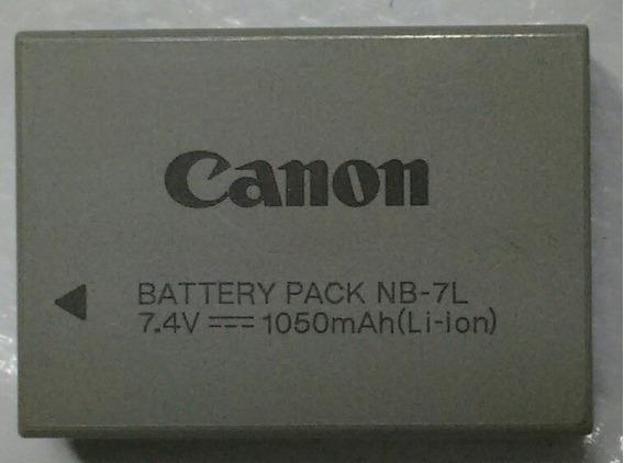 Bateria Canon Nb-7l