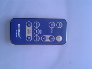 Controle P/ Rádio Altomotivo Booster Bcd-4750mp