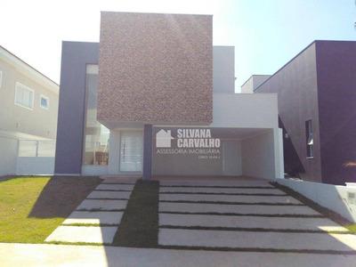 Casa À Venda No Condomínio Central Parque Em Salto. - Ca6611
