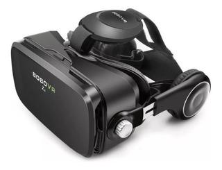 Óculos De Realidade Virtual Bobovr Z4 Para Smartphones
