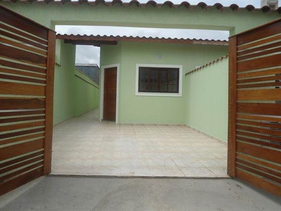 Casa Nova Para Financiar Em Itanhaém.