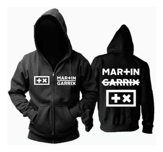 Campera Martin Garrix +x Color Animal