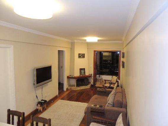 Apartamento Residencial À Venda, Vila Abernéssia, Campos Do Jordão. - Ap2120