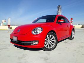 Volkswagen Beetle 2014 2.5l Sport Automatico Piel Quemacocos