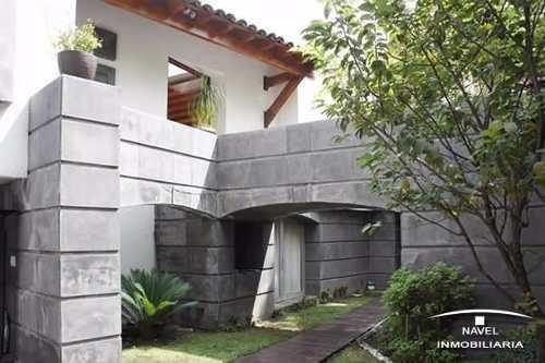 Preciosa Casa En Zona Arbolada Y Tranquila, Cav-2658