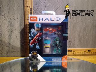 Juguete Mega Construx Halo Pack Camuflaje Activo (2018)