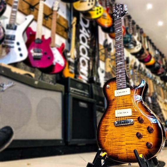 Guitarra Prs Les Paul Se245 P90 Tobacco Burst + Nf