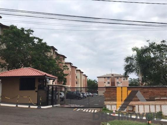 Apartamento Padrão Com 2 Quartos - Ap379-v