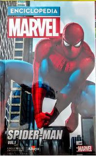 Enciclopedia Marvel Nº 1 Spiderman