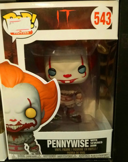 Funko Pop It Pennywise #543