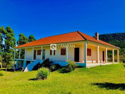 Rural 3 Dormitórios - Arroio Grande, Santa Maria / Rio Grande Do Sul - 21140